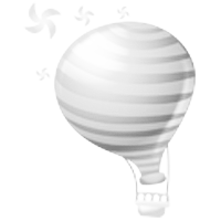 BP GAS Balloon Trophy