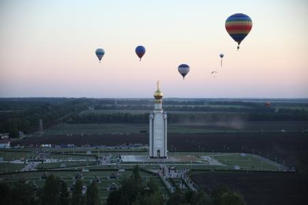 В Белгороде пройдут соревнования по воздухоплавательному спорту