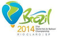 21st FAI World Hot Air Balloon Championship 2014