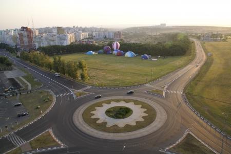 2-й межрегиональный патриотический аэрофестиваль «Небосвод Белогорья»
