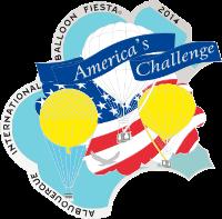 19th America's Challenge Race. Два аэростата в небе