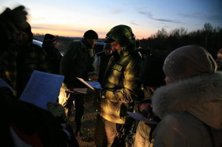 Фоторепортаж Николая Рябцева с Кубка Тульской области
