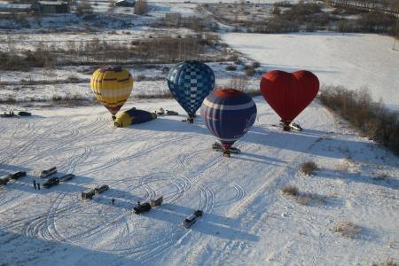 «Яблоки на снегу 2015» Фоторепортаж Николая Рябцева