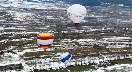 В Болгарии стартовал фестиваль воздухоплавания