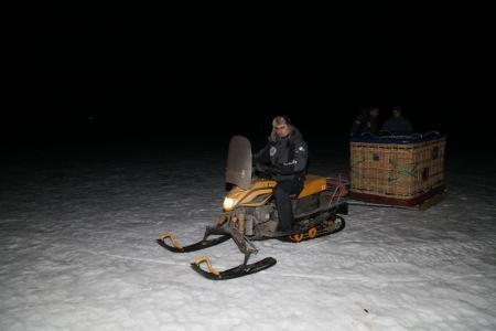 Николай Рябцев отследил попытку установления рекорда!
