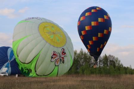 4-й Открытый Кубок Малахово по воздухоплавательному спорту. День второй.