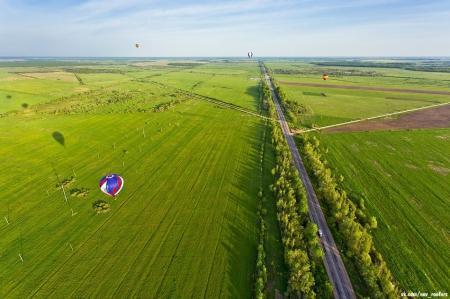 Фестиваль воздухоплавания на тепловых аэростатах имени Михаила Поморцева пройдет в эти выходные