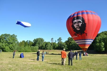 День России в Великих Луках отметят с воздухоплавателями