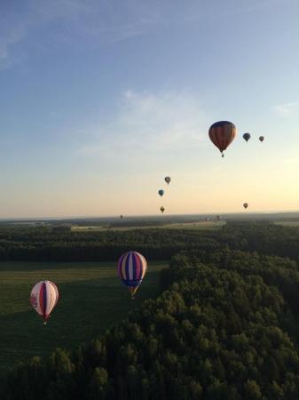 Небесная ярмарка - 2015. 1 полёт