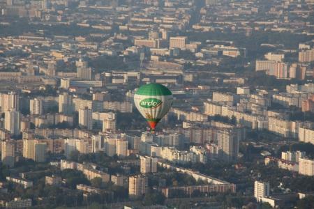 Минск-2015. Мирное небо Минска объединит воздухоплавателей