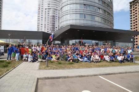 Минск-2015. Польша. Литва. Россия