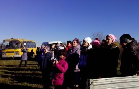 На родине Нила Кирпичёва открыли памятную стелу