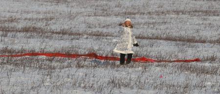 Яблоки на снегу 2016. Дмитров. Фоторепортаж Николая Рябцева
