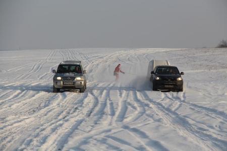 Яблоки на снегу 2016. Дмитров. Фоторассказ измерителя