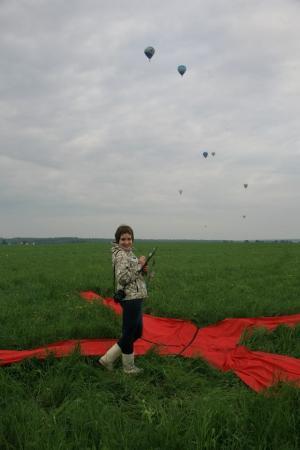 У воздухоплавательного спорта появился первый всероссийский судья