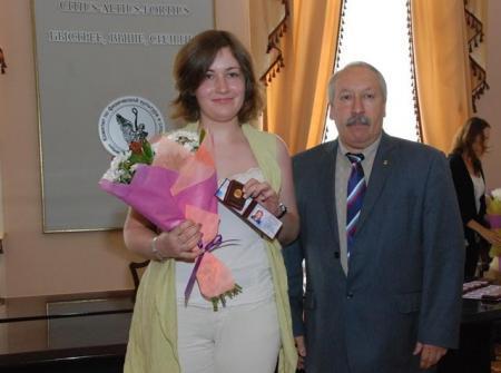 Первое удостоверение судьи всероссийской категории по воздухоплавательному спорту вручено в Санкт-Петербурге
