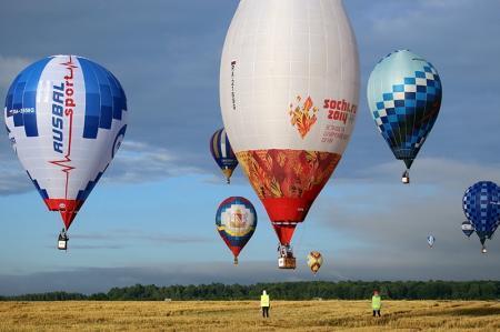 Небо России - первый спортивный