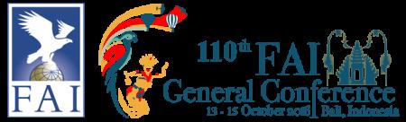 110-я генеральная конференция ФАИ