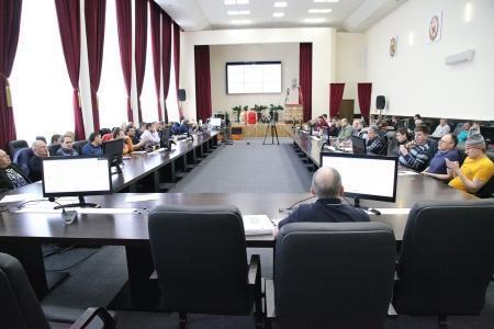 Семинар по летно-технической эксплуатации и безопасности полётов свободных аэростатов в лицах