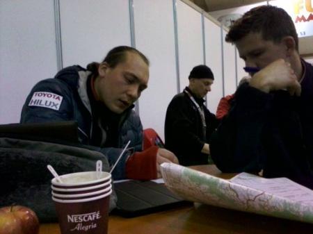 Отчет пилота о Кросно-2017