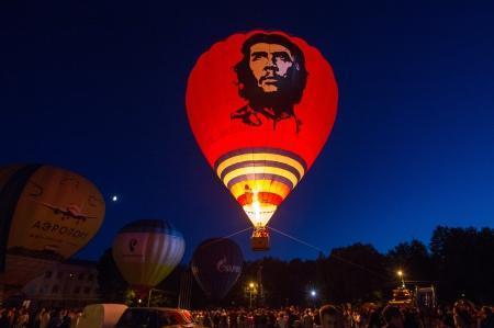 Ночное свечение аэростатов пройдет в Великих Луках 16 июня