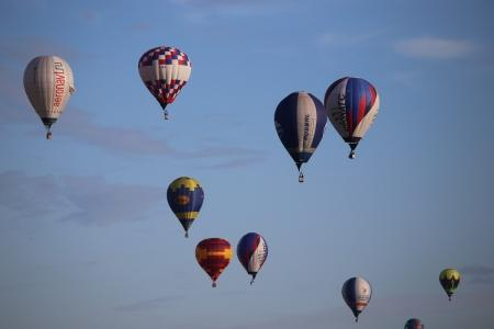 Шесть заданий выполнили пилоты во время третьего утреннего полета