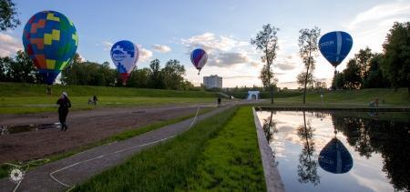 Состоялось торжественное закрытие 22-й Международной встречи воздухоплавателей
