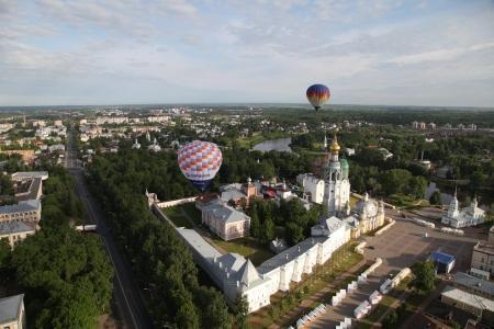 Фестиваль «Вологодские кружева» начался!
