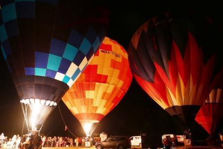 Первый Чемпионат Нижегородской области по воздухоплавательному спорту!