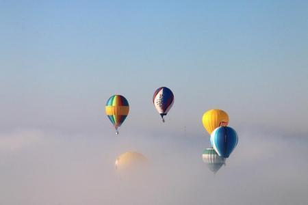 Туман …