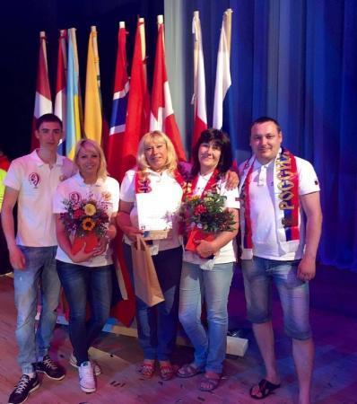 Ищу водителя на Женский Чемпионат Европы
