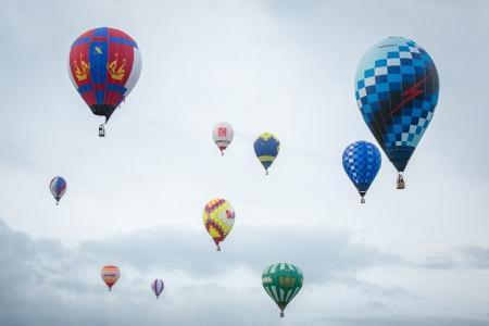 7 января в небо Великих Лук поднимутся аэростаты
