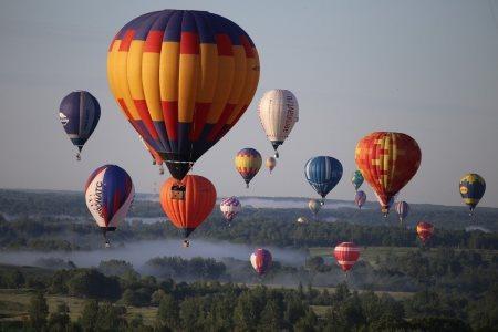 11 июня стартуют мероприятия Международной встречи воздухоплавателей