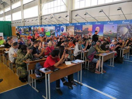 Несмотря на погоду, оргкомитет, дирекция и пилоты сделают все для того, чтобы праздник открытия МВВвВЛ-2018 состоялся