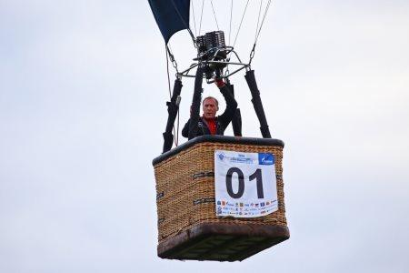 Великие Луки: первый спортивный полёт