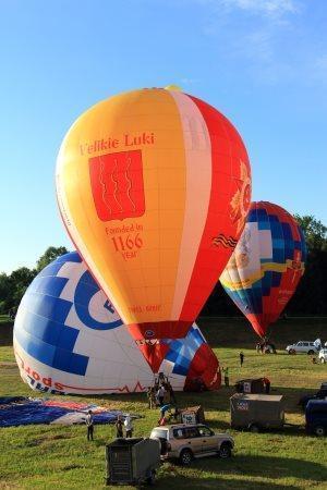 В Великих Луках появится памятный знак, посвященный воздухоплаванию