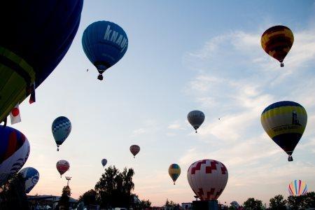 В Кунгуре открылась Небесная ярмарка