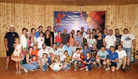 Фотоотчет Николая Рябцева с 2-го Открытого Чемпионата Нижегородской области по воздухоплавательному спорту
