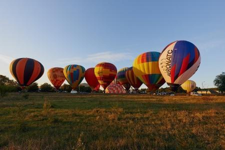 Фотовзгляд на ХХ Фестиваль воздухоплавания