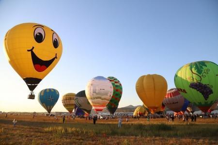 Румыния, Марамуреш, Бая Маре – фиеста 100 шаров