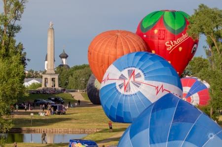 24-я Международная встреча воздухоплавателей в Великих Луках пройдет с 11 по 17 июня