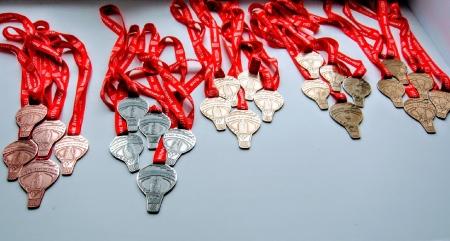 Медали 24-й Встречи воздухоплавателей в Великих Луках изготовлены на Опытном Заводе «Микрон»