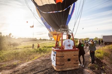 10 мая стартует набор волонтеров на 24-ю Международную встречу воздухоплавателей в Великих Луках