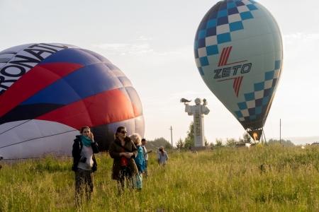 На фестивале воздухоплавания «Небесная ярмарка-2019» в Кунгуре состоятся воздушные баталии