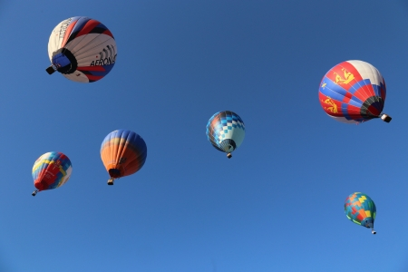 Письмо с неба: В день открытия Встречи воздухоплавателей будет работать баллонная почта