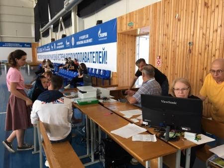 В первый день регистрации к участию в 24 Международной встрече воздухоплавателей заявились 28 команд