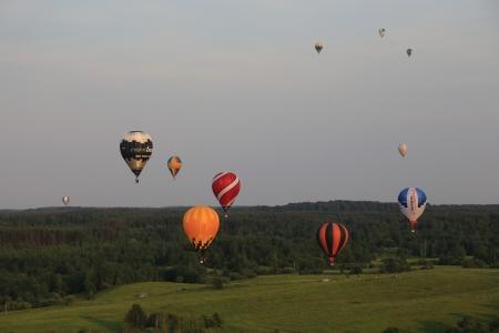 Второй спортивный полет в объективе Игоря Шелапутина