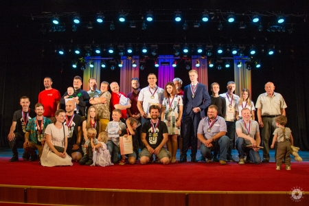 25-й Чемпионат России по воздухоплавательному спорту выиграл Сергей Латыпов