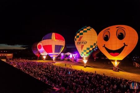 В Кунгуре подвели итоги международного фестиваля воздухоплавания «Небесная ярмарка»