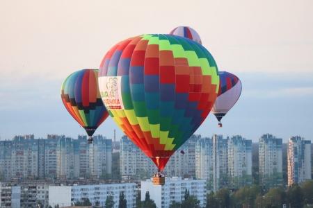Пятый полет Приволжской фиесты: вылет в народ!
